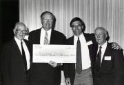 Raven's Claw donation, 1996