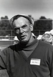 Bob McNutt at Homecoming, 1996