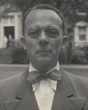 Paul Rufus Burtholder, c.1945