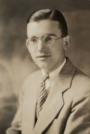 Claude Charlton Bowman, 1928