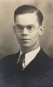 Donald K. Bonney, 1929