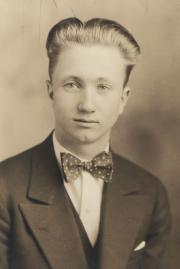 Edmund Stanley Snyder, 1929