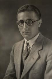 David M. Zall, 1929