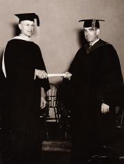 Commencement, 1941