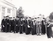 Commencement, 1954