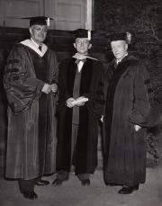 Commencement, 1949