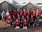Softball Team, 1987