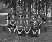 Softball Team, 1986