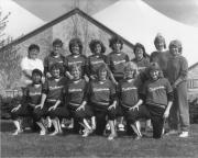 Softball Team, 1988