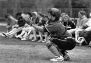 Softball Catcher, 1990