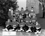 Softball Team, 1990