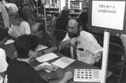 Academic Open House, 1995