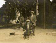 Two Sigma Alpha Epsilon brothers, c.1900