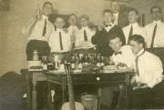 Sigma Alpha Epsilon event, c.1900