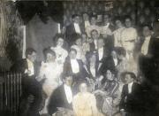 Sigma Alpha Epsilon party, c.1900