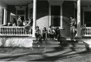 Sigma Alpha Epsilon fall party, 1984