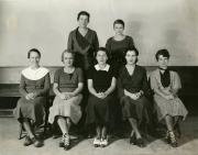 Women's Athletic Association Council, c.1940