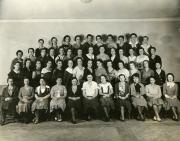 Women's Glee Club, 1933