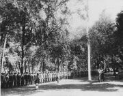 Student Army Training Corps cadets, 1917