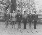 32nd College Training Detachment Officers, 1944