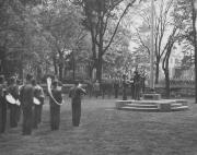 32nd College Training Detachment Marching Band, 1944