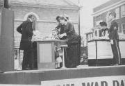 Civil Wars Days Float, 1948