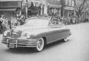 Car in the 175th Anniversary Parade, 1948