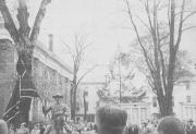 Confederate Flag in the 175th Anniversary Parade, 1948