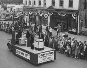 Civil War Days Float, 1948