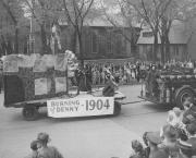 1904 Burning of Denny Float, 1948