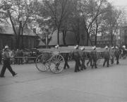 Firemen in the 175th Anniversary Parade, 1948