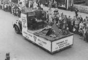 YMCA Float in the 175th Anniversary Parade, 1948