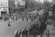 Carlisle Band in the 175th Anniversary Parade, 1948