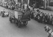 Wagon in the 175th Anniversary Parade, 1948