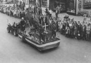 Soldiers in the 175th Anniversary Parade, 1948