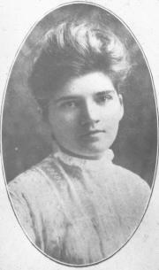 Cornelia Brower White, 1907