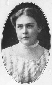 Bessie Armstrong, 1907