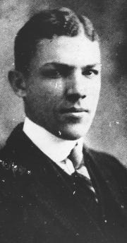 Gaither P. Warfield, 1917