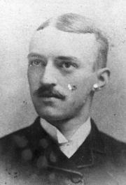 Frank Dale Zug, 1886
