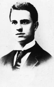 Leon DeBournville Ashcraft, 1887