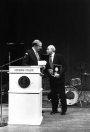 Tommy Flanagan, Arts Award, 1989