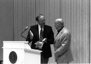 Leon Golub, Arts Award, 1992