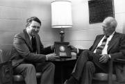 W. Frank Blair, Priestley Award, 1977