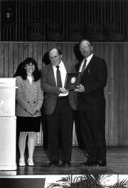 George Masters Woodwell, Priestley Award, 1993