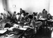 Biology Lab, c.1955