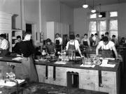 Chemistry lab, c.1945