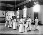 Women's physical education, 1888