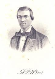 David F. Woods, 1859