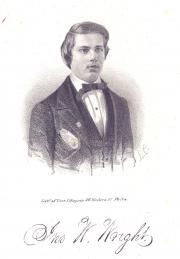 John W. Wright, 1859