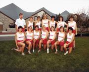 Women's Cross Country Team, 1984